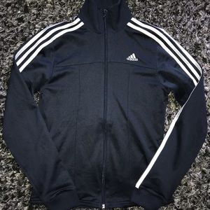 Women's Adidas zip up jacket